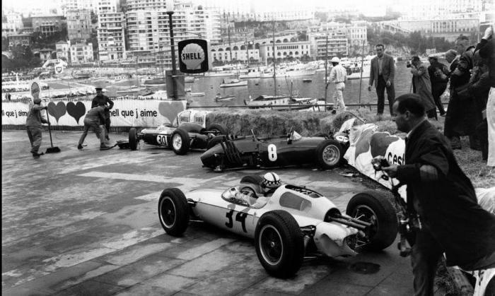 1962 GP de Mónaco