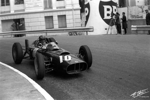 1962 GP de Mónaco Hill-G