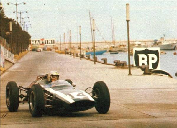 1962 GP de Mónaco McLaren-Cooper