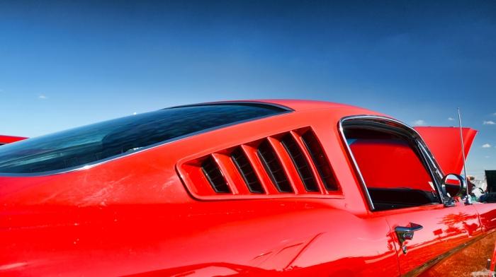 1966 Mustang fastfack (Foto por Chad Horwedel en flickr)