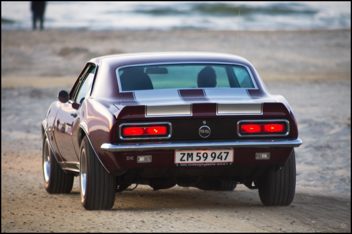 1967 Camaro SS 350 (Foto Stefan Klaas en flickr)