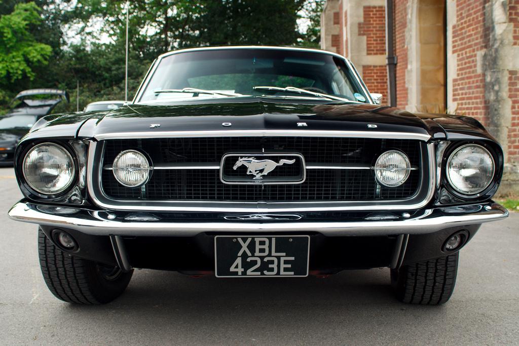 1967 Mustang GT (por FurLined)