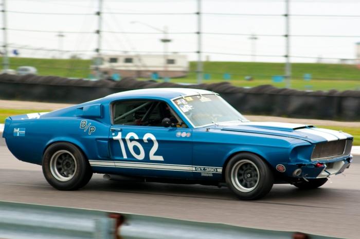 1968 Mustang (por Nathan Bittinger)