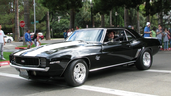 Chevrolet Camaro Hasta Hoy 1 Generacin 1967 1969 Coches