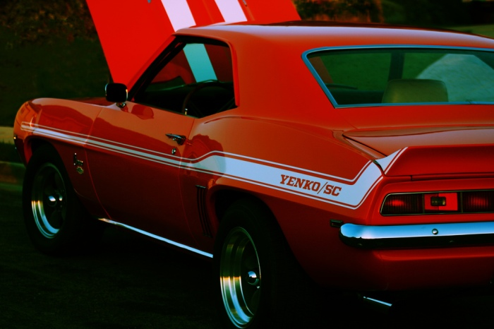 1969 Camaro yenko (Foto Paul Duke en flickr)