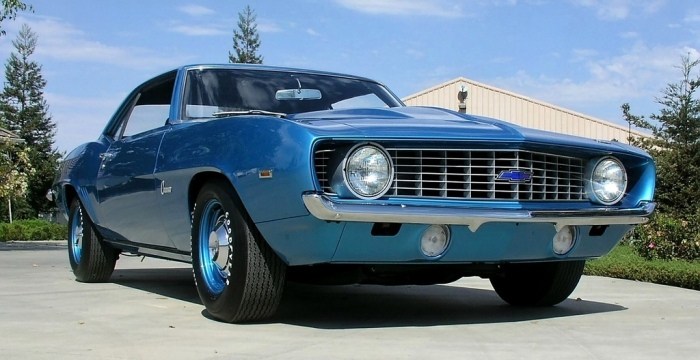 1969 Camaro ZL1 (Foto John W. - chal70 en flickr)
