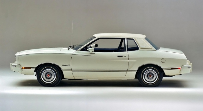 1974 Ford Mustang II Ghia coupe