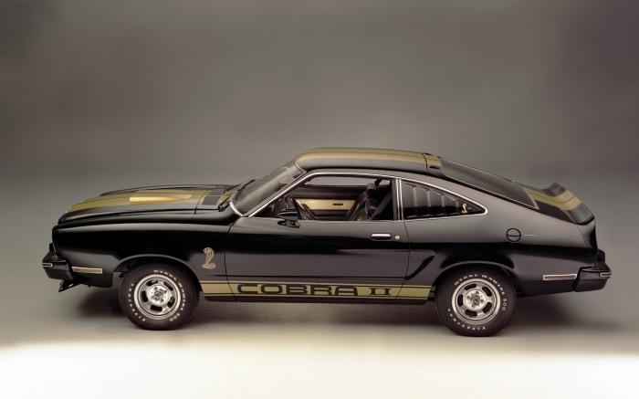 1976 Ford Mustang Cobra II