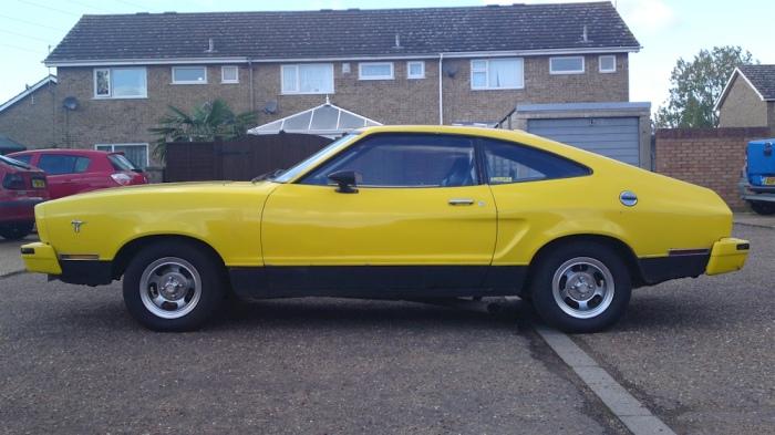 1976 Mustang Stallion