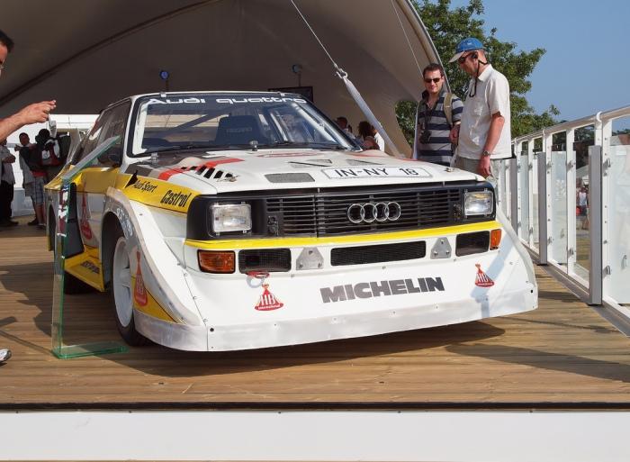 Audi Quattro (Foto Hammerhead27 en flickr)