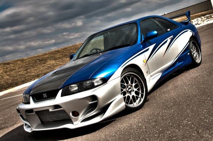 Skyline GT-R R33 (Foto Brendan Scherer en flickr)