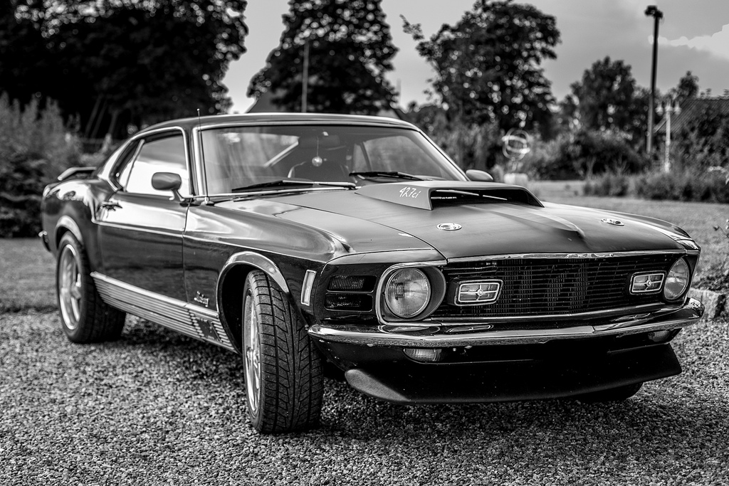 Exceptionnel Ford Mustang (1ª Generación 1964-1973) | COCHES CLASICOS DE HOY DS42