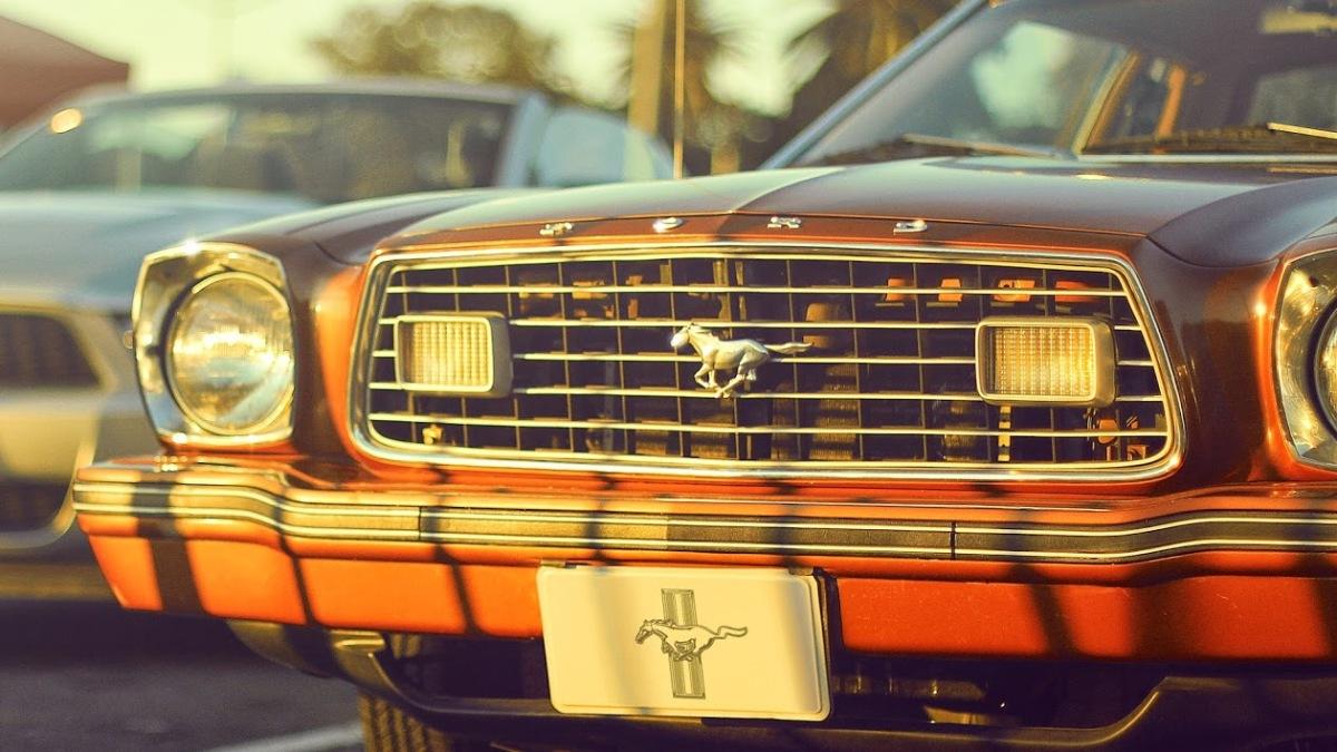 Ford Mustang (2ª generación 1974-1978)
