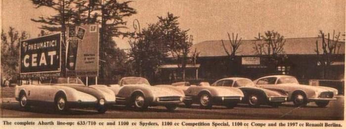 1955 Gama 207A al 210A