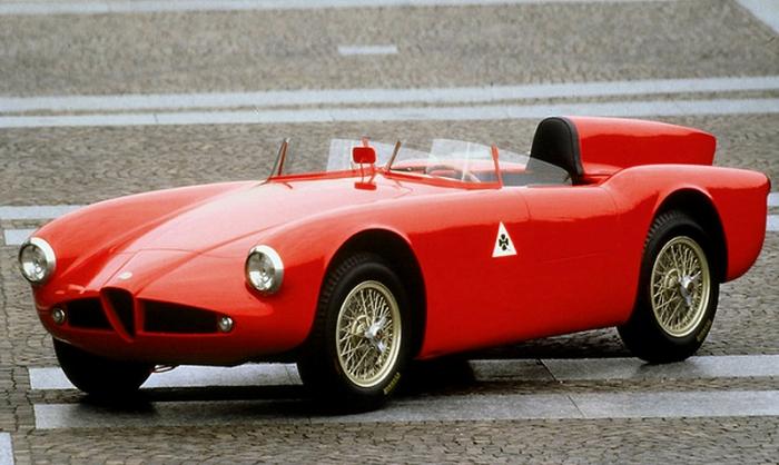 1955 Alfa Romeo Abarth 750 Competizione