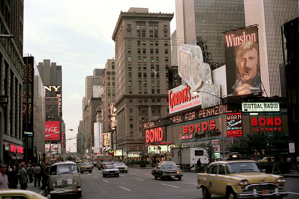 1970s New York Coches Clasicos De Hoy