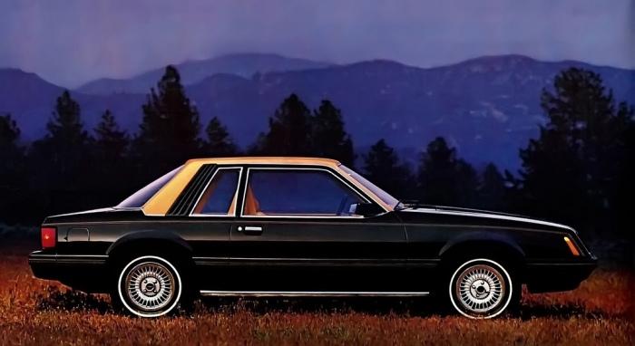 1979 Mustang Ghia