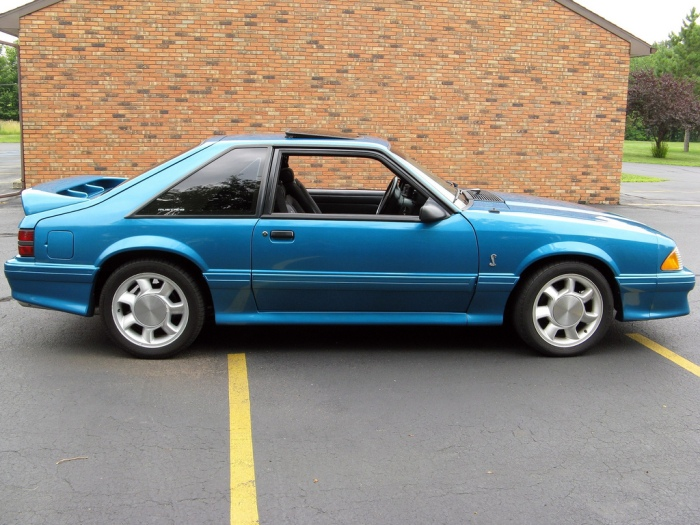 1993 SVT Cobra (foto Jim Lynch en flickr)