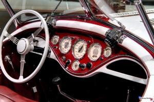 1936 Wanderer W 25 K Roadster