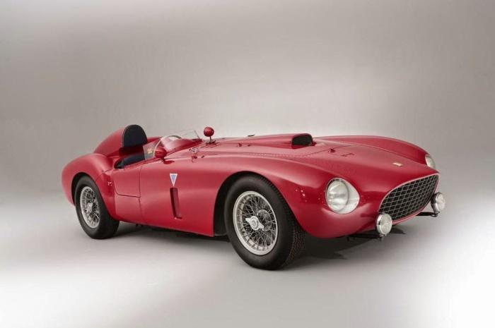 1954 Ferrari 375-Plus Spider Competizione 0384 $18,4 2014