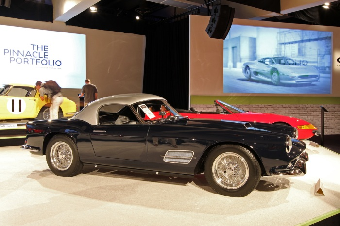 1959 Ferrari 250 GT LWB California Spider 1307GT - sold for $8,500,000