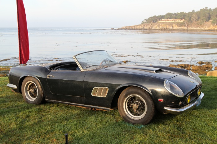 1961 Ferrari 250 GT SWB California Spider 2935GT $18,5 2014