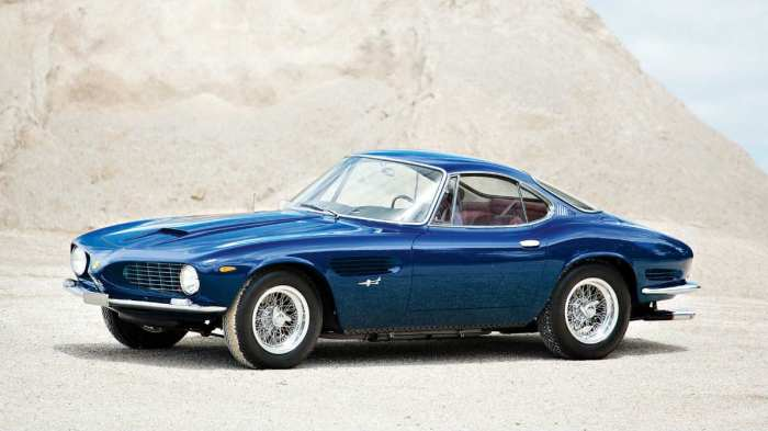 1962 Ferrari 250 GT SWB Berlinetta Speciale $16,5 2015 Photo Brian Henniker © Courtesy Gooding & Co