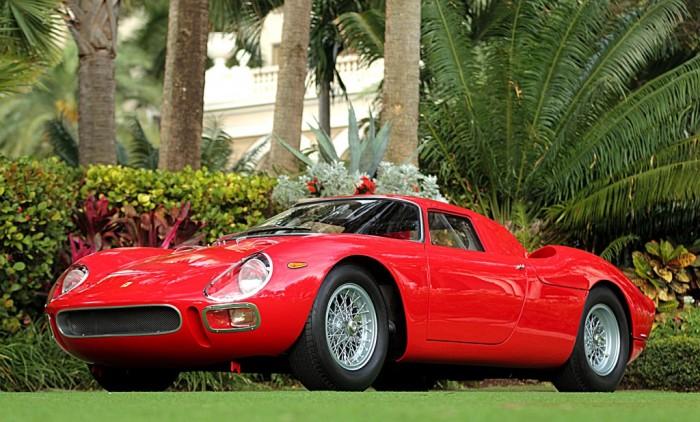 1964 Ferrari 250 LM 6045 $11,45 2014