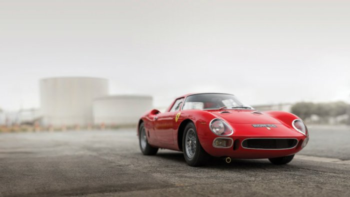 1964 Ferrari 250 LM by Scaglietti $17,6 2015
