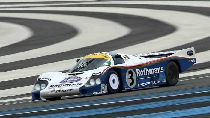 1982 Porsche 956 $10,12 Photo Mathieu Heurtault © Courtesy of Gooding & Co