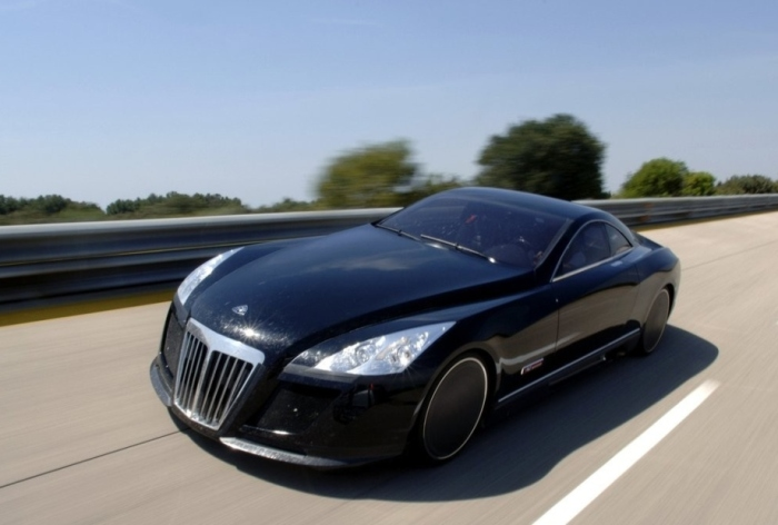 Maybach Exelero $8,000