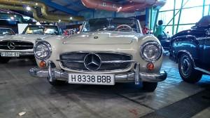 Mercedes 190 SL 2